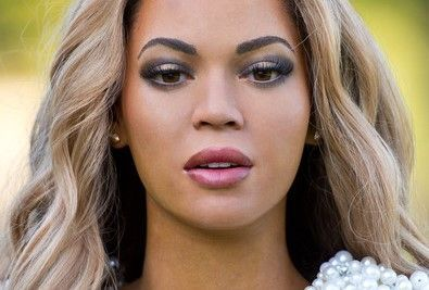 ¿Es Beyoncé o su figura de cera?