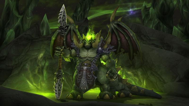 18077 - ¿Puedes relacionar a estos personajes del Warcraft III?