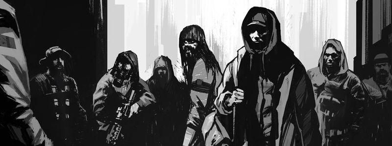 Te enteras que un grupo de sobrevivientes está dispuesto a atacar el lugar donde te encuentras