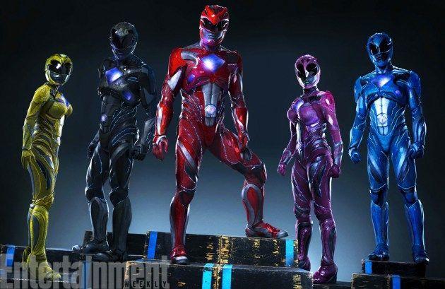 18095 - ¿Reconoces a todas las generaciones de Power Rangers?