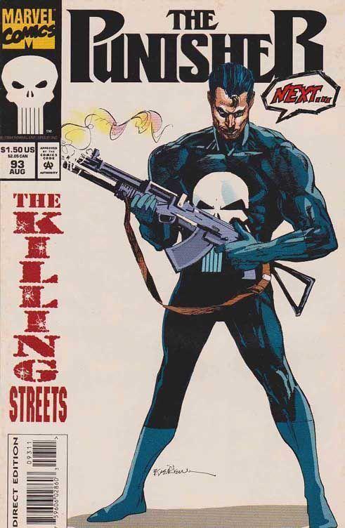 ¿Cuál fue su primera aparición en el cómic y en qué año?