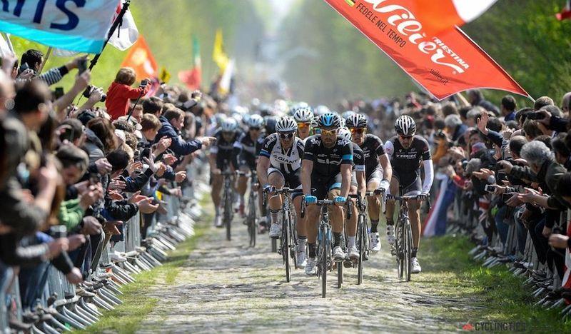 18220 - ¿Sabes quiénes son estos ciclistas?