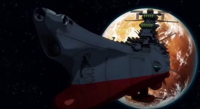 18188 - Space Battleship Yamato 2199