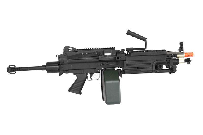 ¿A qué distancia NO se puede disparar un fusil de apoyo?