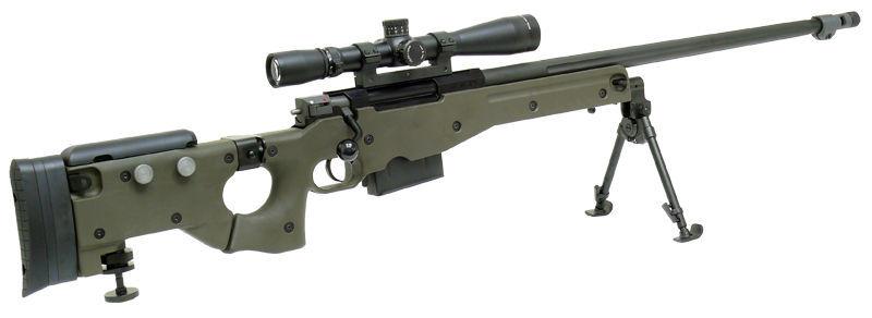 ¿A qué distancia NO se puede disparar un francotirador?