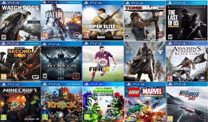 Valora del 1 al 10 los precios de Play Station (juegos incluidos)