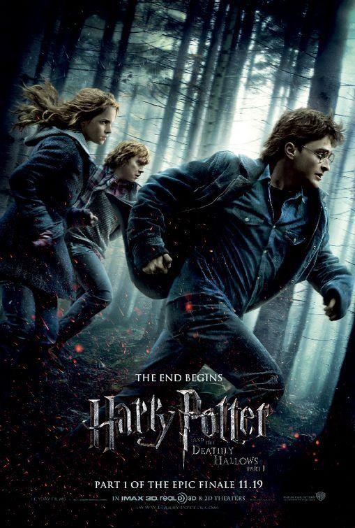 Harry Potter y las Reliquias de la Muerte (Parte 1)
