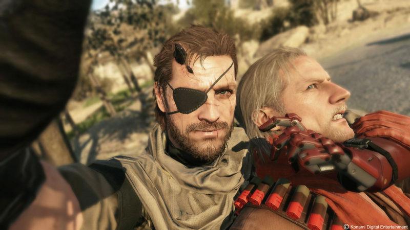 18307 - Asocia la frase con el personaje de la saga Metal Gear Solid