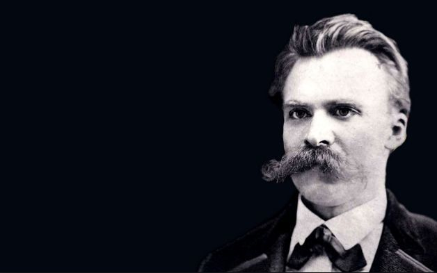 Nietzsche abrazó un caballo en mitad de la calle.
