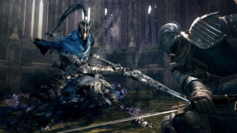 18333 - ¿Puedes relacionar a los bosses de Dark Souls con su nombre?