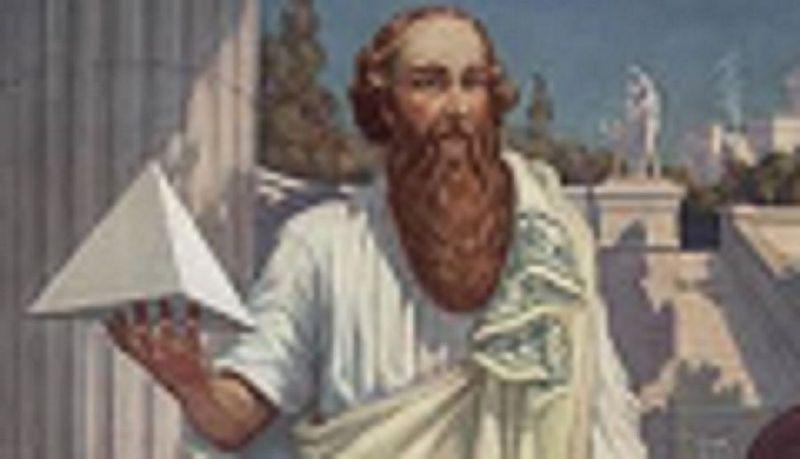 Pitágoras murió por no pisar unas habas