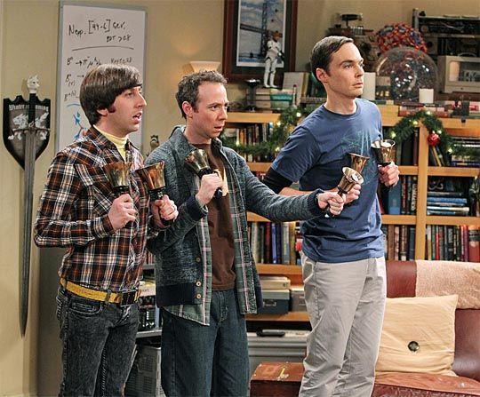 ¿Quién es el mejor amigo de Sheldon?