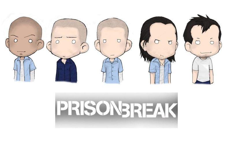 18352 - ¿A quién pertenecen estos objetos de Prison Break?