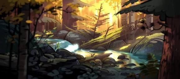 18361 - ¿Conoces a los personajes de Gravity Falls?