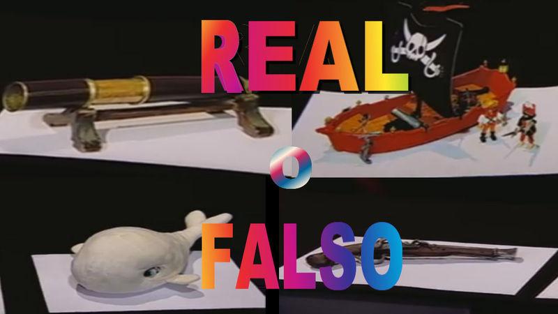 18398 - OBJETO : ¿Real o Falso?