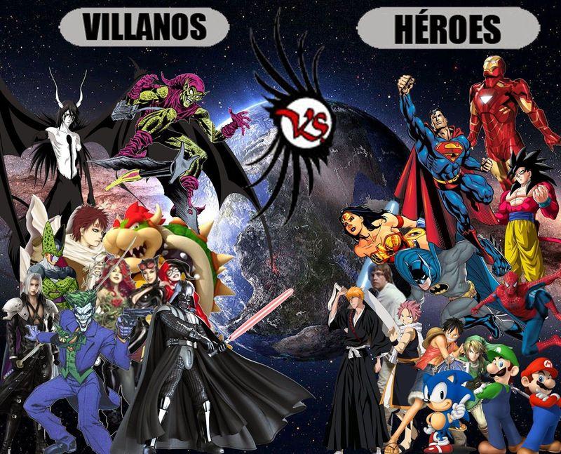 18353 - ¿Héroe o villano?