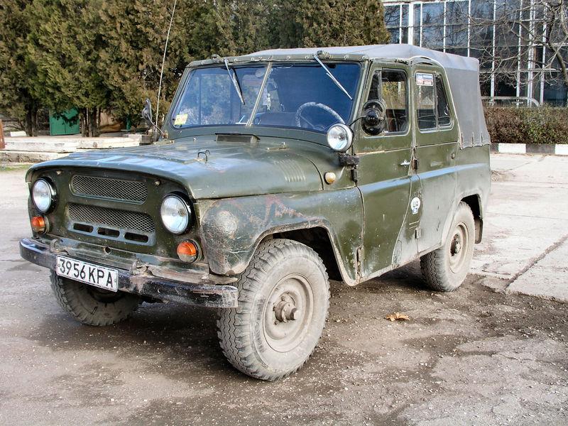 Vamos a Rusia, ¿sabes qué coche es éste?