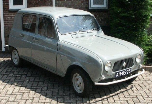 Vamos a ir a Francia, esta vez no habrá nombres al azar, sino nombres de la misma compañía (Renault), ¿sabes qué modelo es?
