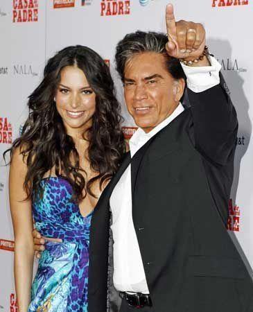 ¿Es la hija o la pareja del cantante El Puma?