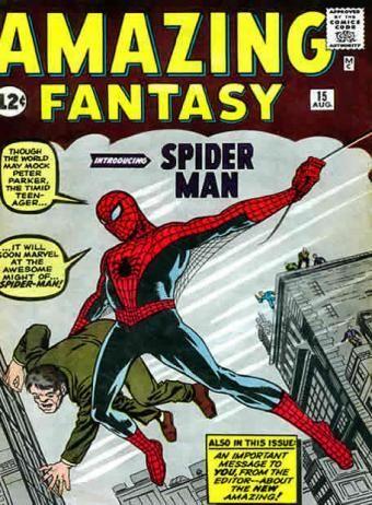 ¿En qué año hizo su primera aparición en cómic?
