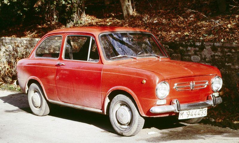 ¿Qué coche es éste?