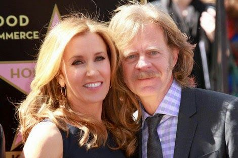 ¿Es la pareja o la hija del actor William H. Macy?