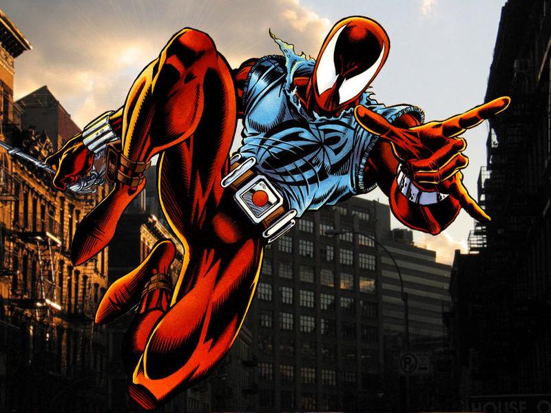 ¿Cuál es el nombre del Spiderman que aparece en la siguiente imagen?