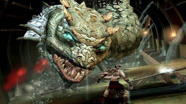 ¿Cronológicamente, cuál es el primer jefe al que se enfrenta Kratos?