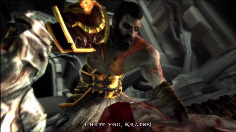 ¿Quiénes raptan al hermano de Kratos y que desatan para encubrir los hechos?