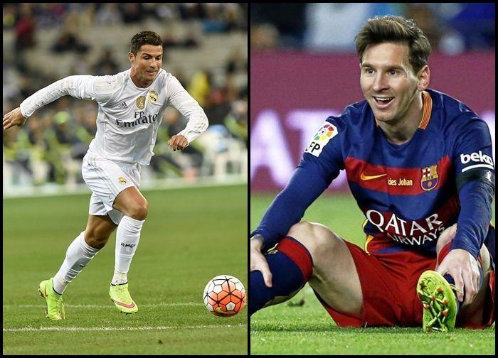 Empezamos con los mejores: ¿Cristiano o Messi?