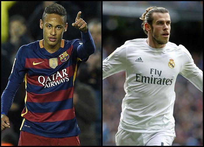 ¿Gareth Bale o Neymar?