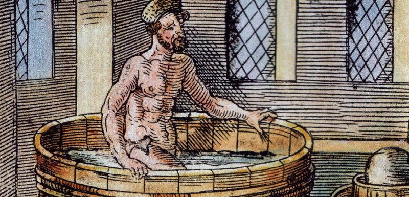 Arquímedes corrió desnudo por las calles.