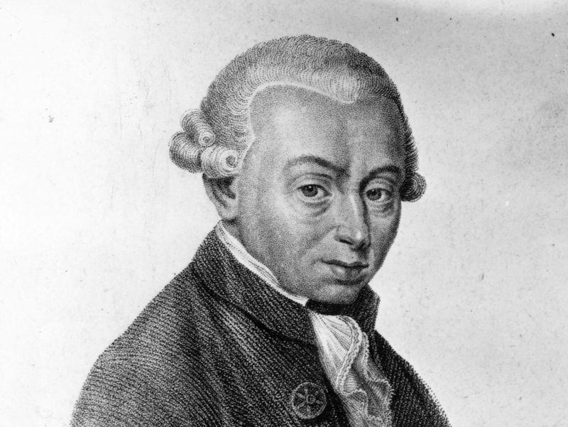 Kant murió engullido por un cocodrilo