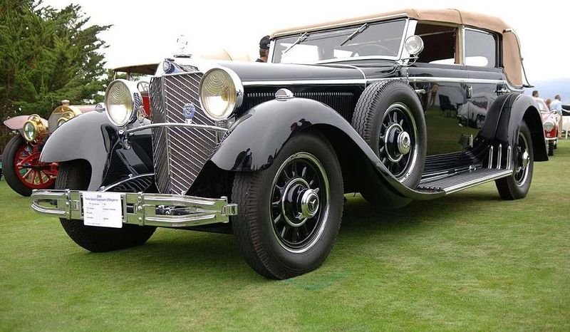 Pista, se utilizó en la 2ºGuerra Mundial, ¿sabes qué coche es éste?
