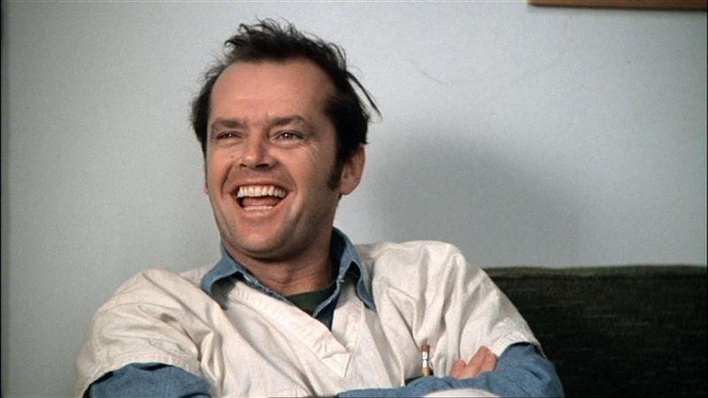 ¿En qué película de terror Jack Nicholson se volvió loco en un hotel?