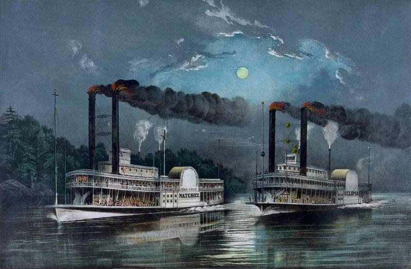 En el año 1982 se publicó Sueño del Fevre, una novela de vampiros ambientada en el río Mississipi, ¿Quién es el autor?