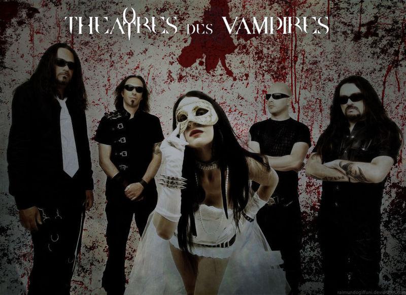 La banda italiana de culto  Theatre des vampires rindió homenaje al libro de Carmilla con una canción, ¿Conoces el titulo?