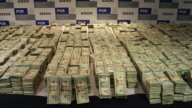 Empecemos por el dinero. ¿Cuánto dinero vas a pedir a los aliados?
