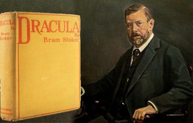 ¿En qué año escribió Bram Stoker su famosa novela Drácula?