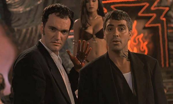 En 1996 el director Robert Rodríguez dirigió una exitosa película mezcla de road movie y cine de vampiros, ¿Recuerdas su nombre?