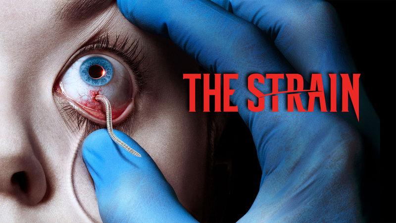 ¿En la saga de qué escritor se basa la serie The Strain?