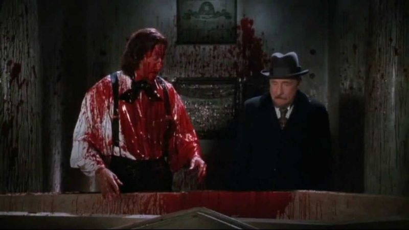 En 1995 Mel Brooks dirigió a un famoso cómico para filmar Drácula, dead and loving it, ¿De qué actor hablamos?