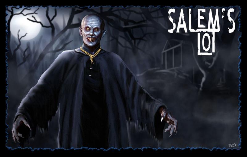 ¿Quién escribió Salem's Lot?