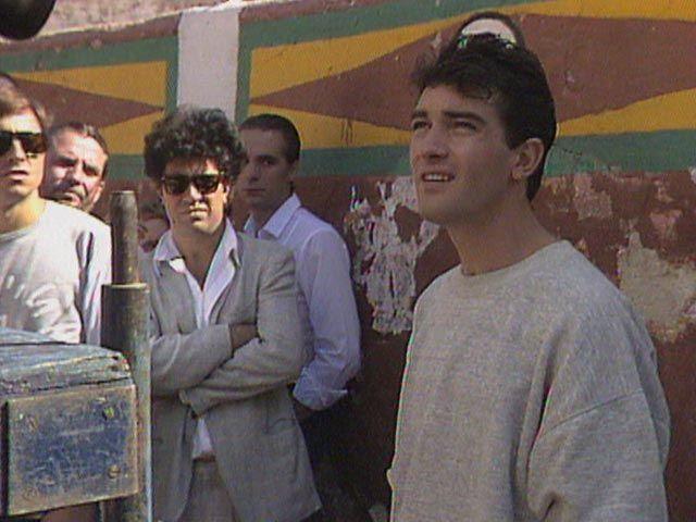 ¿Cuál fue su primera película a las órdenes de Pedro Almodovar?