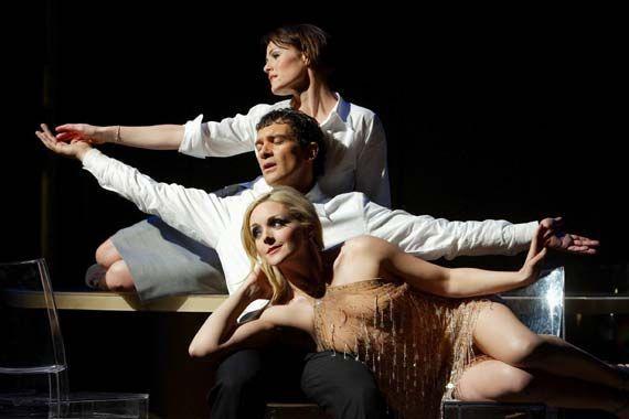 ¿En qué obra de género musical no ha participado Antonio Banderas?