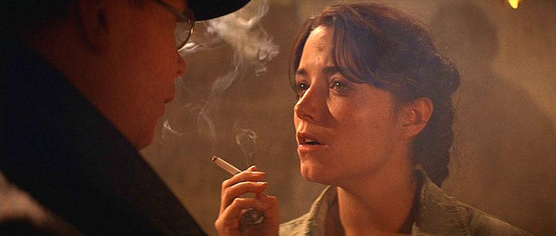 ¿Cómo se llama la novia de Indiana Jones en En Busca del Arca Perdida?