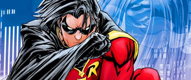 ¿Cuál fue el nombre del tercer Robin?