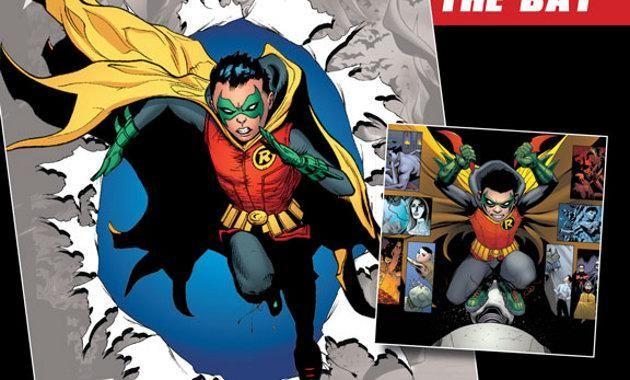 ¿Cómo se llama la madre de Damian Wayne (hijo de Batman)?