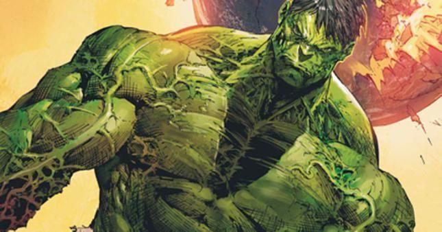 ¿De qué color era el primer Hulk?