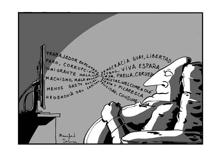 ¿Te sientes manipulado por los medios de comunicación?